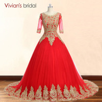 Lace Wedding Dresses Ball Gown Tulle Wedding Gowns Weding Bridal Bride Dresses Weddingdress vestidos de noiva