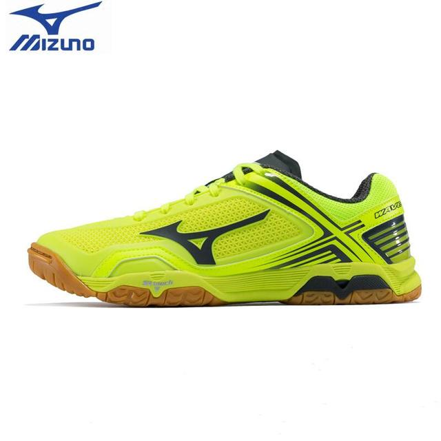 New arrival MIZUNO WAVE MEDAL Z table tennis shoes high quality indoor  cushion sports sneakers 81GA171045 1c215dc9257