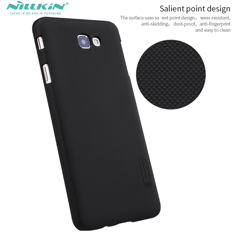 Anti-Knock Hard Cover For Samsung On7 2016 Nillkin PC Frosted Protective Case samung J7  ...