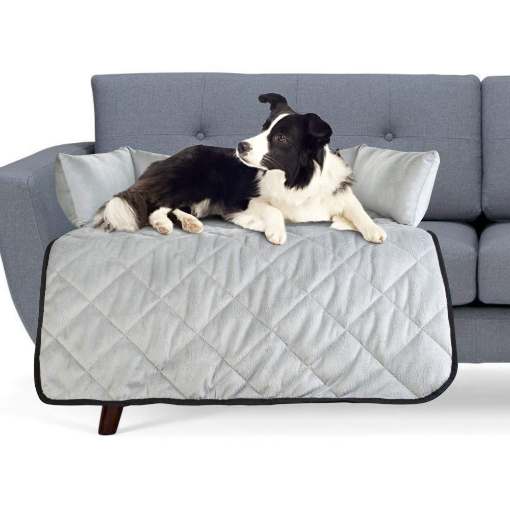Dog Beds Pet Us 12 99 Cozy Soft Dog Bed Pet Sofa Bed Dog Beds For Large Dogs Winter Fashion Cat Sleeping Pad Kennel Removable Pet Mattress In Houses Kennels