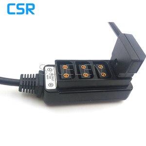 Image 2 - חדש נשי D tap זכר D ברז 4 Port רכזת מתאם ספליטר עבור צילום כוח