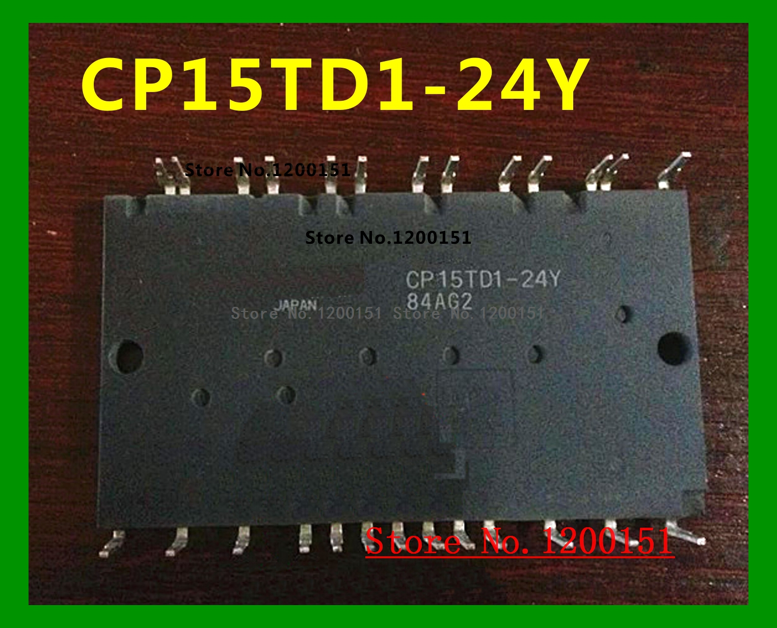 Image 3 - CP10TD1 24A CP15TD1 24A CP15TD1 24Y CP25TD1 24A CP25TD1 24Y  CP30TD1 12A CP50TD1 12Y CP5TD1 24A MODULES-in Integrated Circuits from Electronic Components & Supplies