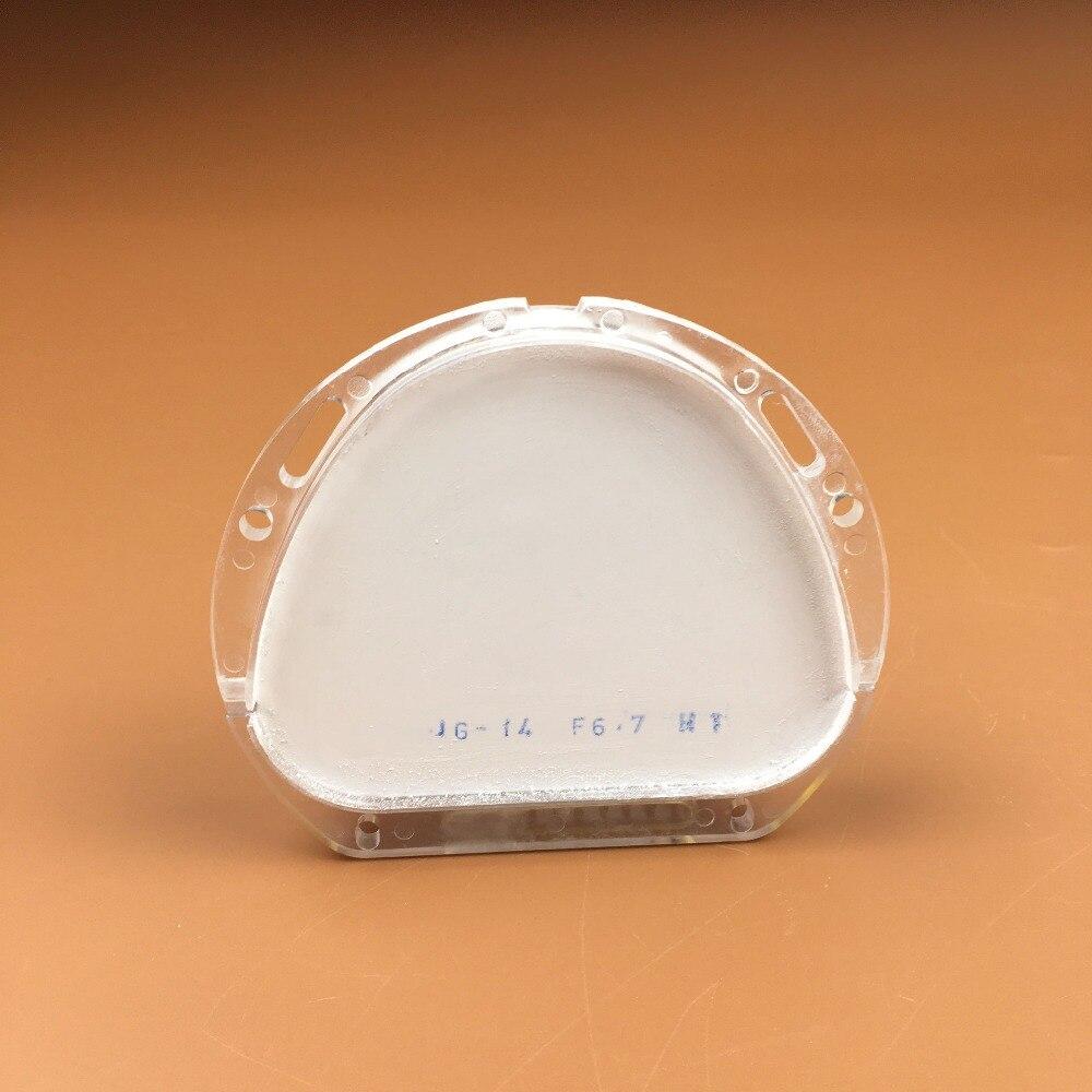3 pièces/lot dentaire Amann Girrbach système ST CAD CAM zircone céramique bloc disques matériel de laboratoire dentaire
