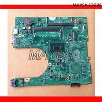 KEFU 14216 1 CN 03499V 3499V FOR Dell for Inspiron 3458 3558 Laptop Motherboard 3805U 100% working