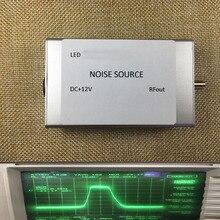 1 mhz zu 3,5 ghz Noise Signal Generator Lärm Quelle Einfache Spektrum Tracking Quelle störungen dc 12 v für Stehende welle brücke