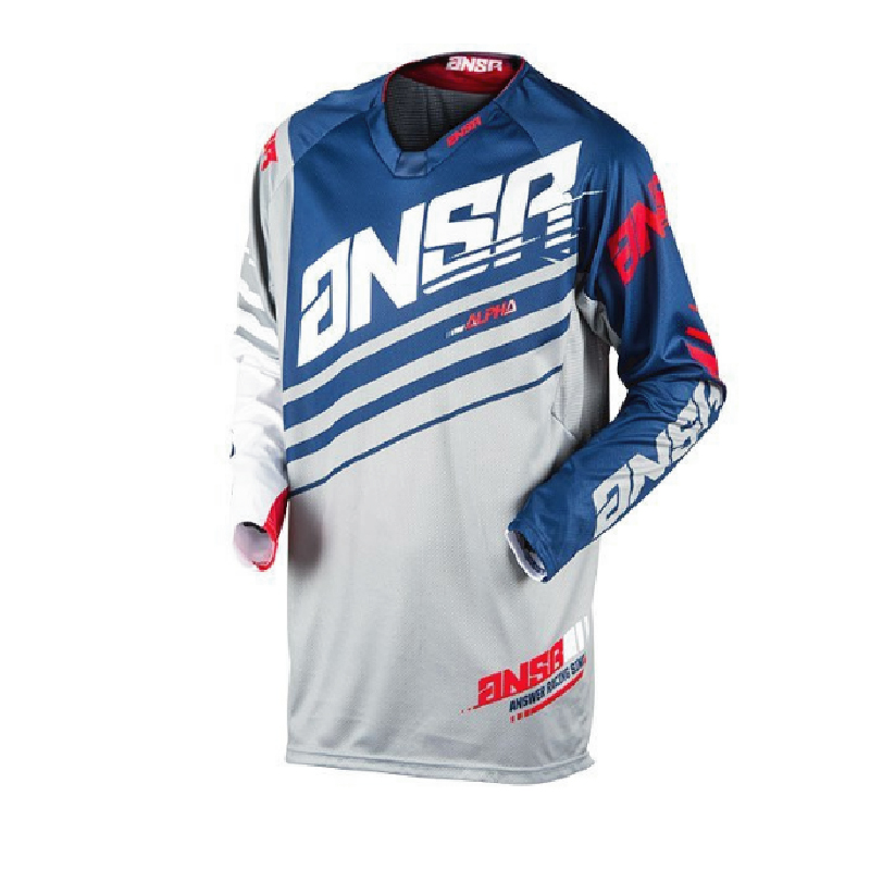 Quick-drying Long Sleeve Jersey Motorcycle Cycling Motocross Bike Riding T-Shirt Bike MTB DH BMX Bicycle Cycling Clothes