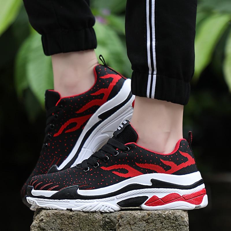 Летние Бег обувь Для мужчин дышащей ткани сетки воздуха Для мужчин походная обувь спортивная прогулочная кроссовки легкий человек кроссов...
