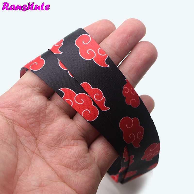Ransitute R417 Nuvola Rossa Archetto Da Collo Del Telefono Chiave della Cordicella ID Card Palestra Mobile Con USB Distintivo Clip di FAI DA TE Cordino Lasso