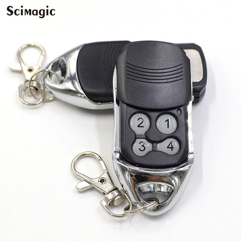 DUCATI 6204 433mhz remote control rolling code garage door command Ducati  Handheld transmitter opener