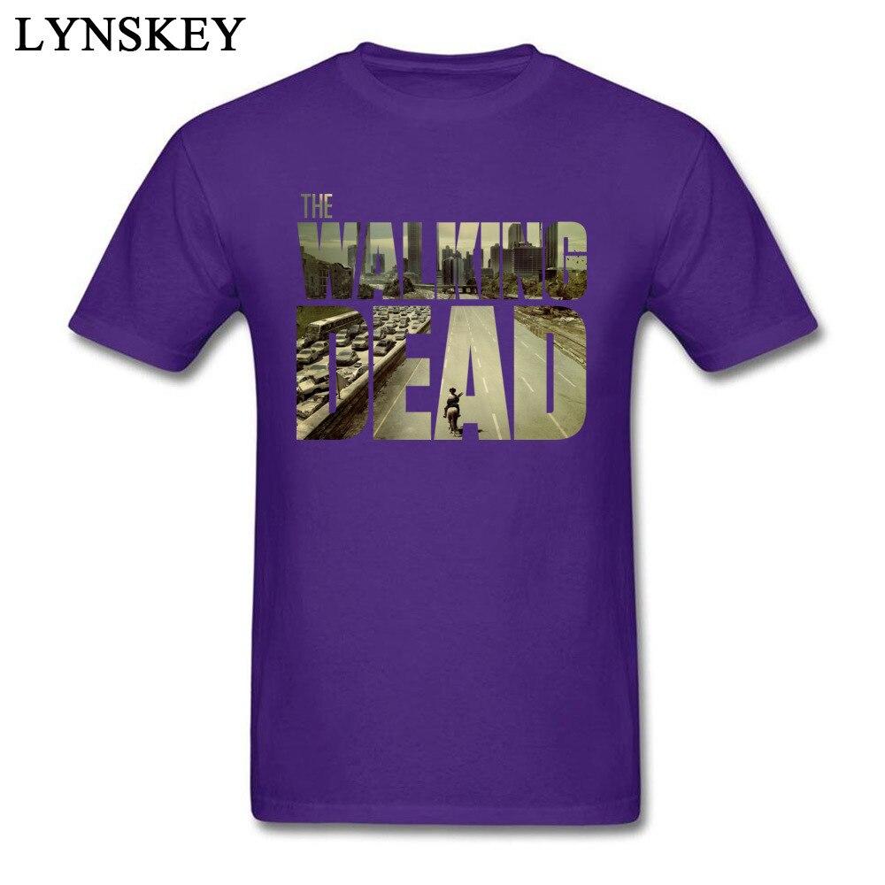 The Walking Dead_purple