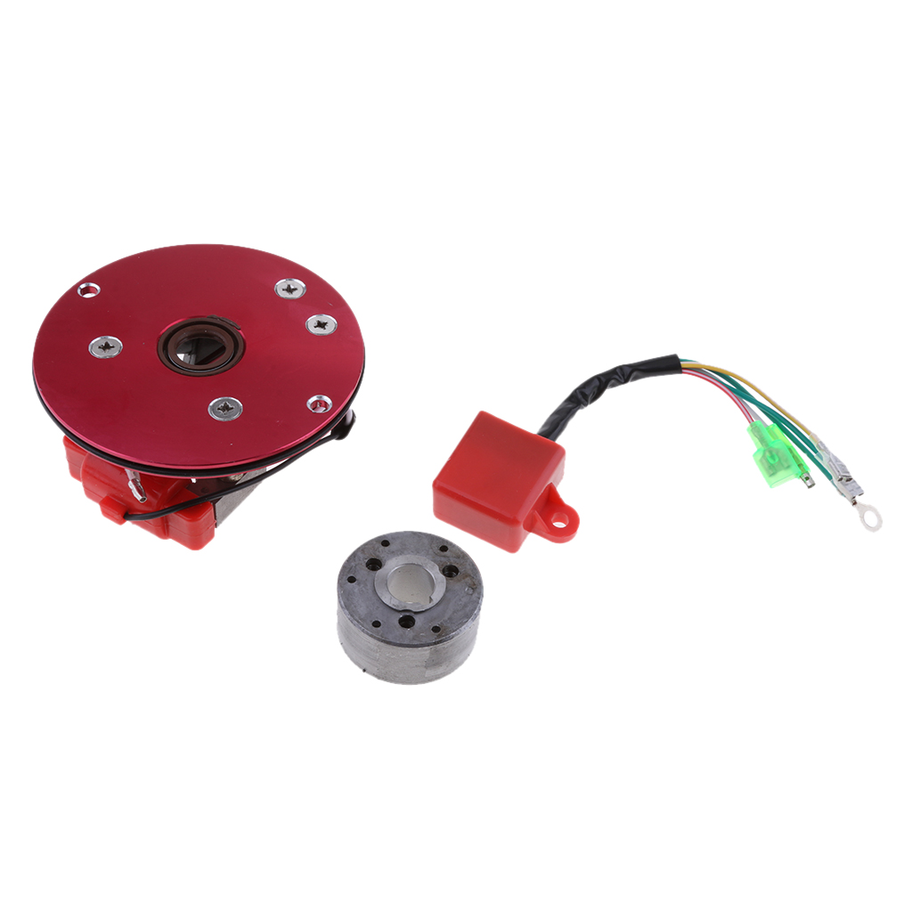 Image 5 - Motorcycle Accessories Racing Magneto Racing Inner Rotor CDI Kit For 110 125 140cc Lifan YX-in Covers & Ornamental Mouldings from Automobiles & Motorcycles