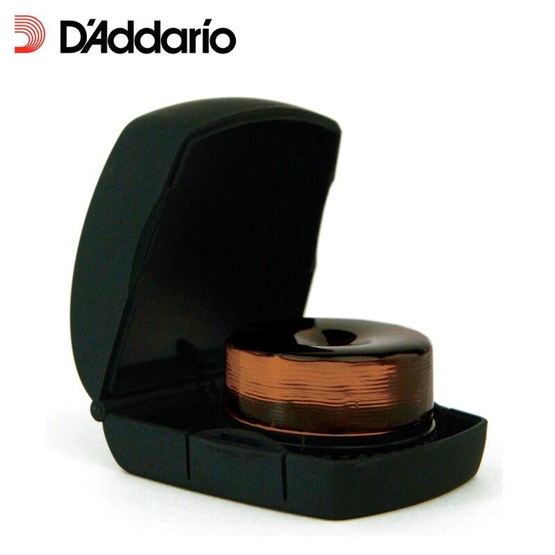 D'Addario Kaplan Premium Colofonia con il Caso, scuro o Chiaro, 1/Piece