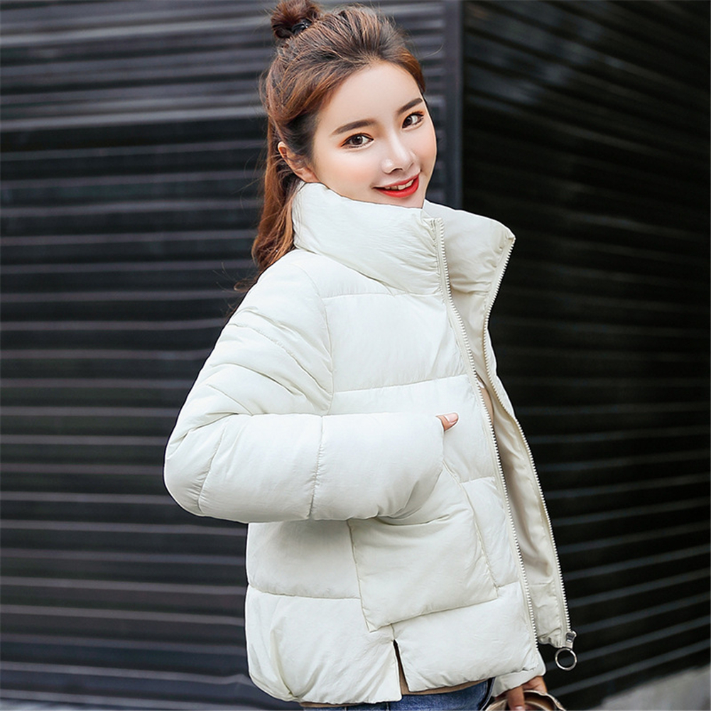 Caramel Rojo Bolsillo 2018 Coreano Blanco Delgado Mujer Abrigo Ropa ESqan