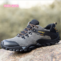 2018 Outdoor Sport Shoes Man Sneakers Men Brand Running shoes for men Trainers Jogging Shoes non slip Off road Walking arena