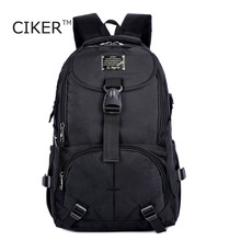 CIKER 2016 New fashion Men Women Laptop Backpack Mochila stylish Backpacks Luggage & Travel bags unisex school Bags high quality