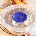 Cobertura de Tela plástica Bacia Do Ovo Whisks Ovo Batida Cilindro Baking Respingo Guarda tigela tampas tampas de Cozinha tigela à prova d' água 30 cm GI678193