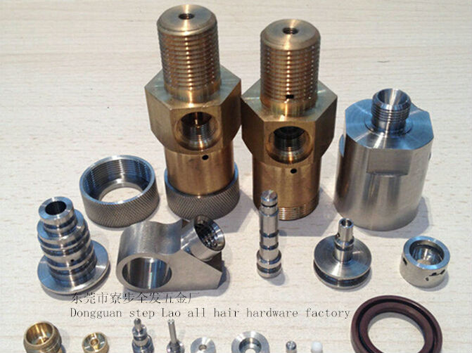 Rapid Prototyping Brass Parts Cnc Machining Small Parts