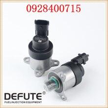 Medição válvula 0928400715 válvula reguladora de pressão Da Bomba Para 0928 400 715 FORD RANGER 2.5L 3.0L DIESEL PARA MAZDA BT-50 2.5L 3