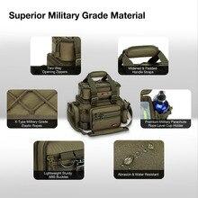 Large Capacity Portable Multifunctional  Fishing Bag