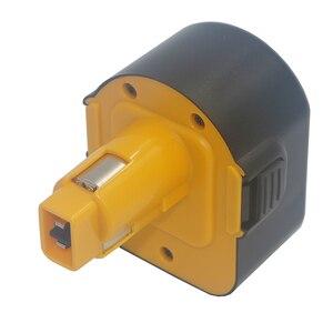 Image 3 - 2000 mAh 12V Ni CD Power Tool Batteria per Dewalt 152250 27 397745 01 DC9071 DE9037 DE9071 DE9074 DE9075 DE9501 DW9071 DW9072