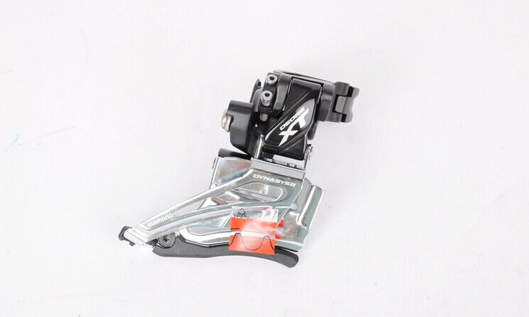 Shimano Xt M8025-H 2X11 High Clamp Front Derailleur Bottom Swing 11 Speed
