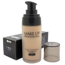 Масло-контроля тональный жидкий увлажняющий корректор отбеливание мл макияж водонепроницаемый