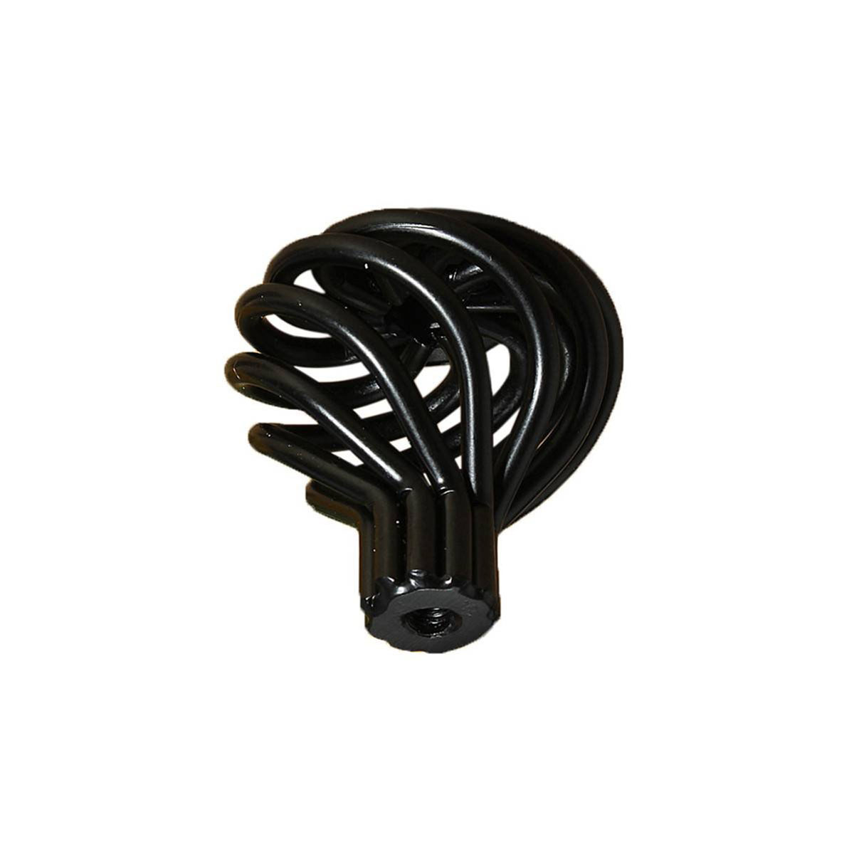 Retro Antique Door Knob Drawer Pull Handle Cabinet Cupboard Wardrobe 10pcs Black Grip retro vintage round ceramics drawer knob handle cabinet cupboard door pull decor l057 new hot