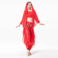Wholesale Belly Dance Performance Costume For Women Belly Dance India Dance Indian Clothes India Indian Dresses