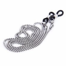 Wholesale BISM Fashion Stainless Steel Eyeglass/Spectacles Chain Holder with Gift Box