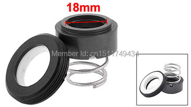 18mm Dia Rubber Bellows Sealing Mechanical Seal for Pump Shaft