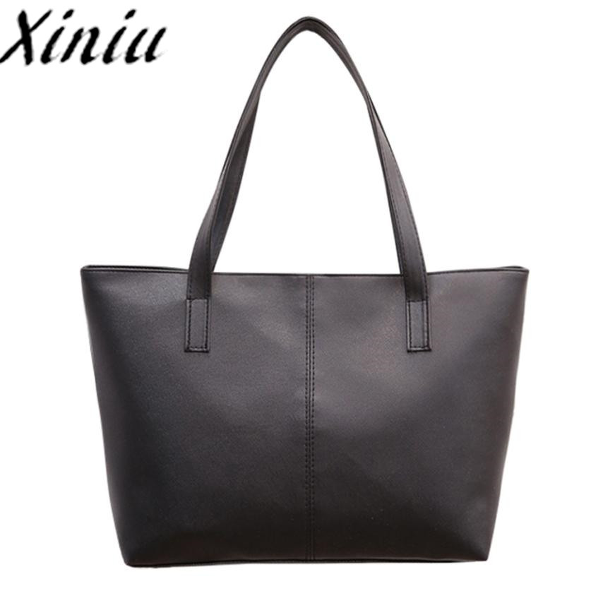Xiniu Leather Tote woman Shoulder Bag Large Beach Bags Women Shopping Bag Handbags luxury handbags women bags designer #ws