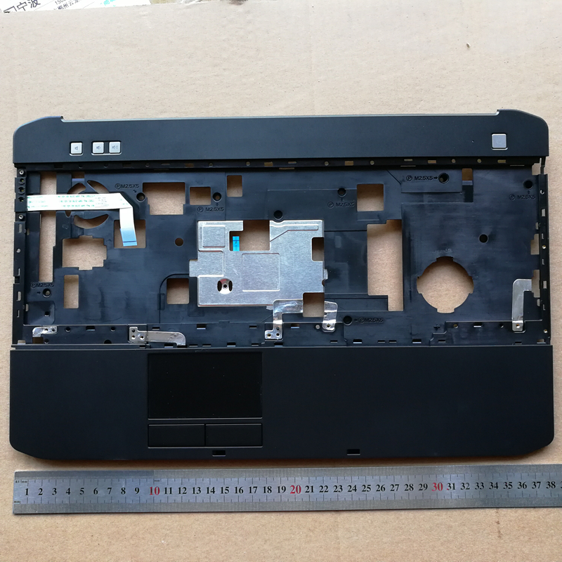 New laptop upper case base cover palmrest for DELL LATITUDE <font><b>E5520</b></font> 09H5WW image