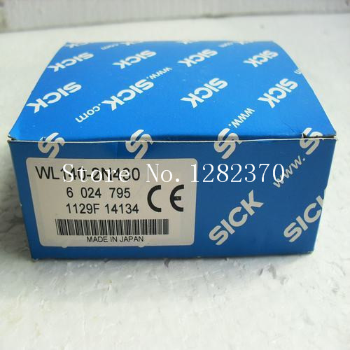 [SA] new original authentic spot SICK photoelectric switch WL140-2N430 [sa] new original authentic special sales sick shike guang electric switch mhl15 p2236 spot 2pcs lot
