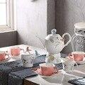 18 stücke kaffeetasse set mit elegantem design und qualität keramik