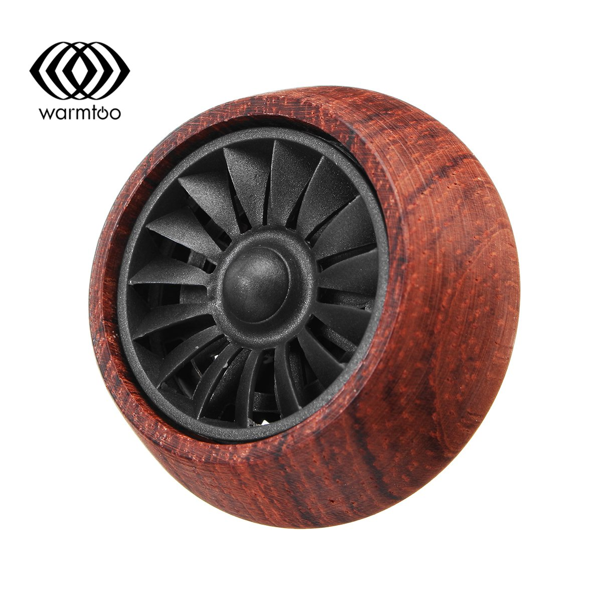 Warmtoo Practical Car Engine Styling Air Freshener Air Conditioning Perfume Vent Outlet Brown For Auto Decoration Air Force household appliances air purifier aroma diffuser for home car air freshener air conditioning outlet perfume fragrant fresheners