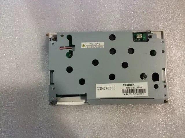 100% di PROVA Originale A + Grade LTM07C383 7.8 pollici navigazione di GPS LCD pannello Dello Schermo di 12 mesi di garanzia100% di PROVA Originale A + Grade LTM07C383 7.8 pollici navigazione di GPS LCD pannello Dello Schermo di 12 mesi di garanzia