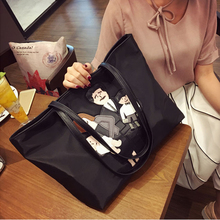 Bags New Design  women's handbag canvas women's bag large capacity brief handbag shoulder bag shopping bag Christmas gift