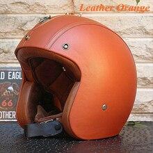 Персонализированные& ручной работы Топ Лидер продаж унисекс одноцветное Цвет Универсальный защитный безопасный половина шлем electrombile/скутер/мотоцикл