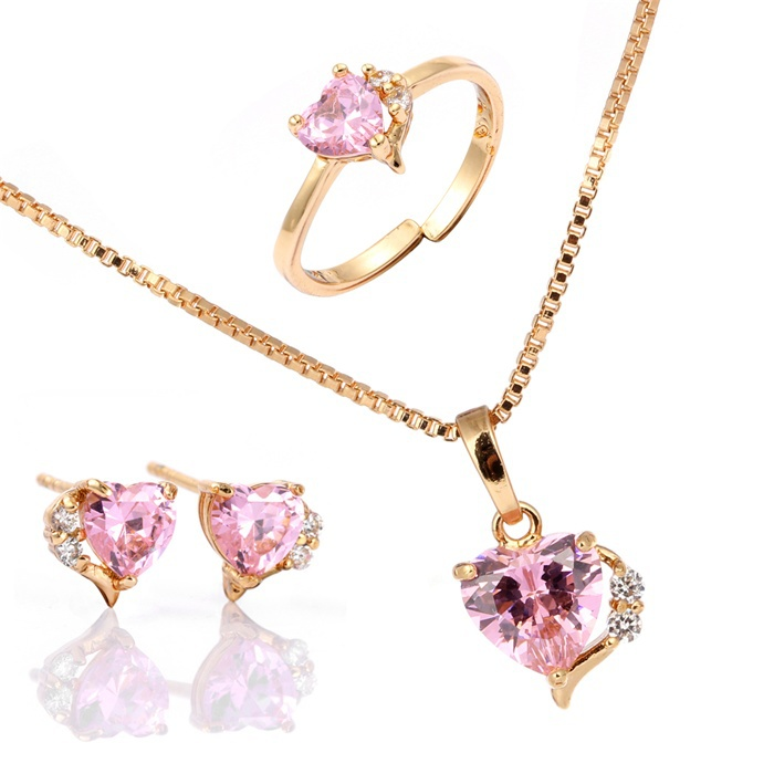 New Childrens Gold Plated Earrings | Jewellry\'s Website