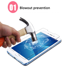 Tempered Glass for Meizu M5 Be aware Glass Cowl Movie Extremely Skinny Safety for Meizu Be aware 5 Glass Anti-Explosion Display Protector