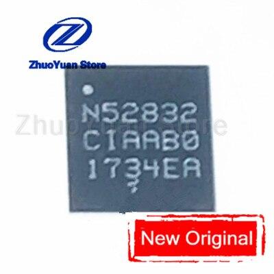 5pcs New  NRF52832-CIAA-R WLCSP-48 N52832-CIAA WLCSP48 N52832 CIAA BGA48 NRF52832-CIAA Original IC Chip