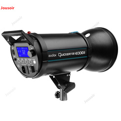 Flash 400DII second generation 400W Flash built-in 2.4G high speed callback photography lamp shooting Fill light CD05 T07