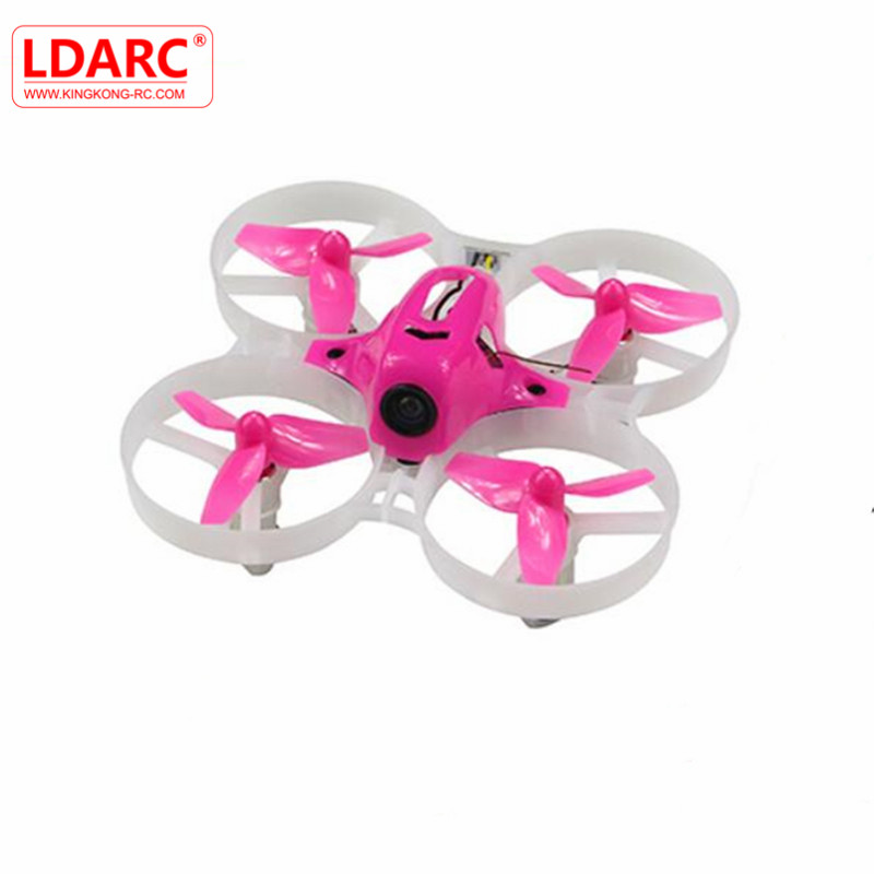 KINGKONG/LDARC TINY 7X 75mm Mini RC Quadcopter FPV With 820 Motors 5.8G 800TVL Camera F3 Flight Controller VS Tiny 6