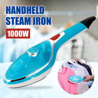 1KW 220VGarment Steamer Household Appliances Vertical Steamer with Steam Irons Brushes Iron for Ironing Clothes for Home 3speed
