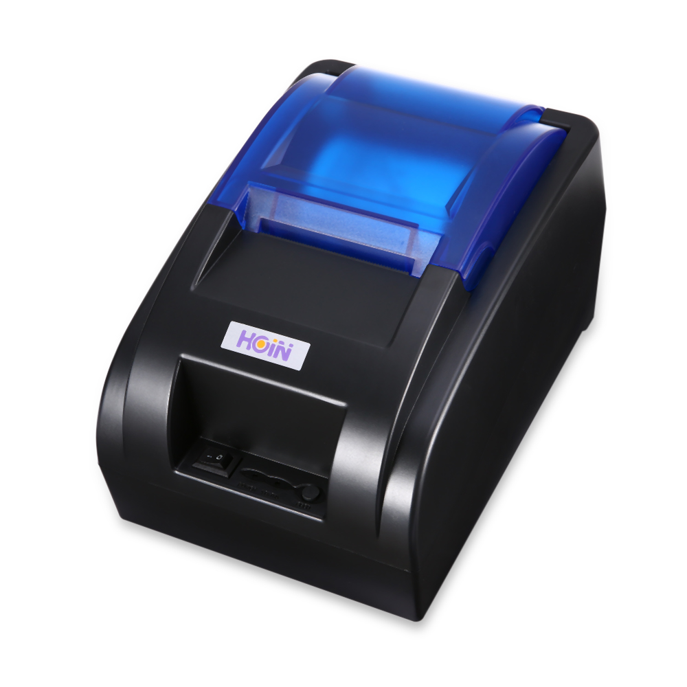 HOIN HOP - H58 58mm USB / WiFi Portable Thermal Receipt Printer Wireless Printing Support Android IOS 90mm/s