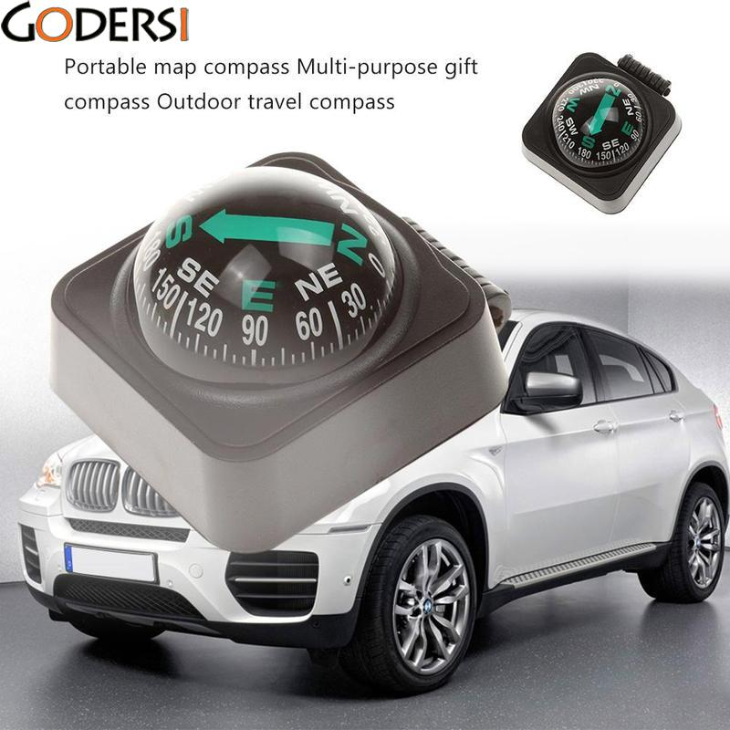 Godersi Navigation Dashboard Car Compass Cycling Hiking Direction     Godersi Navigation Dashboard Car Compass Cycling Hiking Direction Guide  Ball for Car Boat Truck AUU4407 in Ornaments from Automobiles   Motorcycles  on