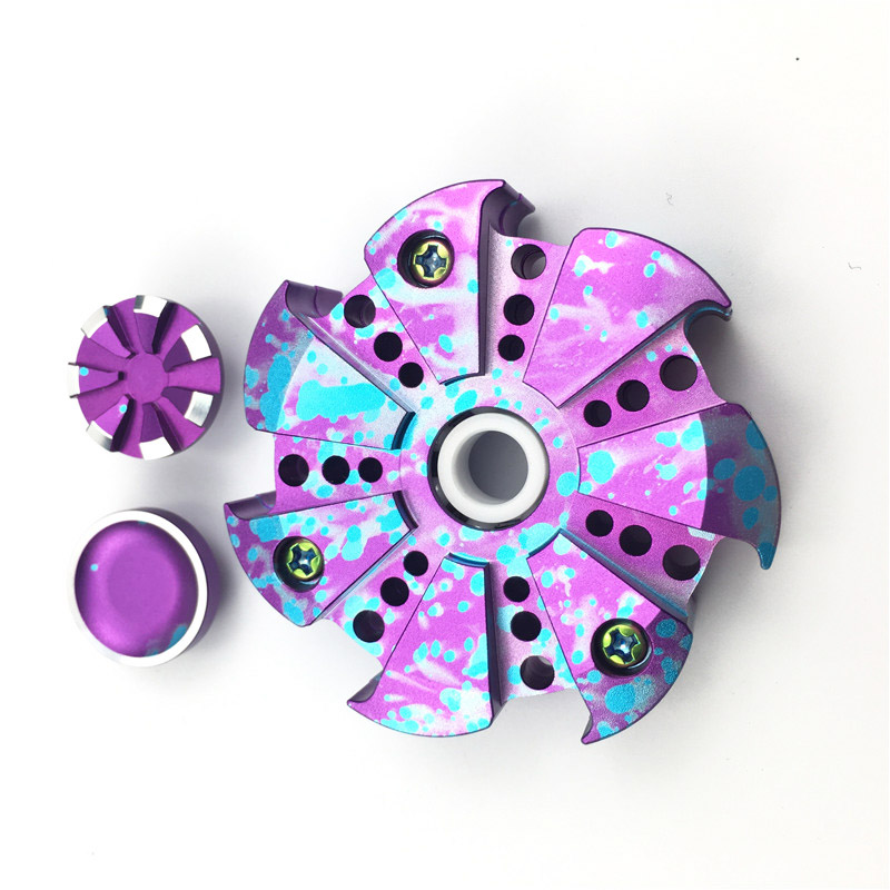 Metalworn Fidget Spinner Fidget Cube Stress Cube Arrival Professional EDC Hand Spinner Torqbar Brass Fidget Toys Fidget Spinner