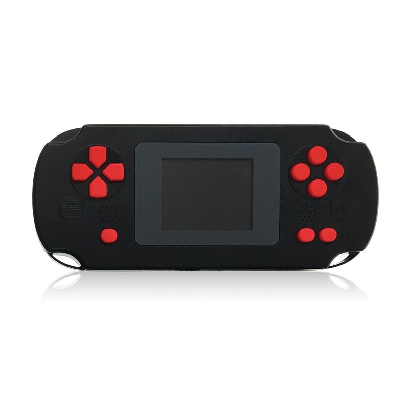 Mini Console de jeu de poche classique d'enfance Console Portable 8 bits construite en 268 jeux