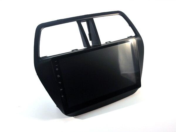 Elanmey haut équipé 8 cœurs + 4 go de ram + 64G rom android 8.1 autoradio pour Suzuki sx4 s-cross DSP Gps navigation multimédia headunit - 2