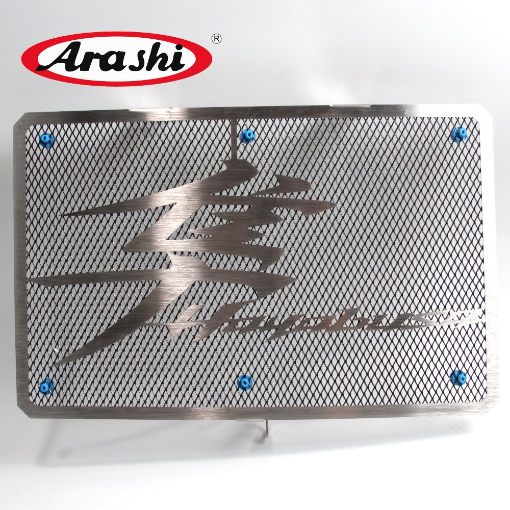 Arashi Radiator Guard Grille Cover For SUZUKI HAYABUSA GSXR1300 2008 2009 2010 2011 2012 2013 2014 2015 2016 Cover Protector motorcycle radiator grille protective cover grill guard protector for 2008 2009 2010 2011 2012 2016 suzuki hayabusa gsxr1300